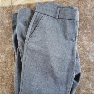 MICHAEL Michael KORS GRAY DRESS PANTS/SLACKS